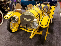 (Kool Cats Photography over 8 Million Views) Tags: mercer yellow roadster carshow oklahomacitycarshow vintage classic oklahoma wheels vehicle iphone iphone7plus