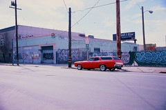 West Oakland Baby (Robert Ogilvie) Tags: chevelle chevrolet contaxs2