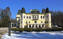 Betliar (Ľubo Markusek) Tags: gemerland betliar betlér zima winter february sunnyday enjoythesilence chateau 1890 joj bebekovci štefanandráši
