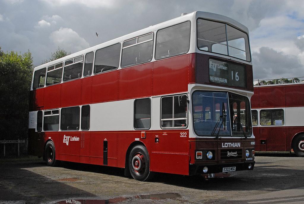 scottish vintage bus museum dunfermline