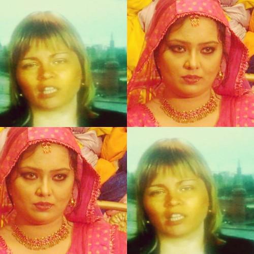Bina Alam (Fake) she did fraud with S. African Russian women.