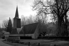 Eglise Ste-Clotilde à Courgent (Philippe_28) Tags: courgent yvelines 78 france europe iledefrance vaucouleurs