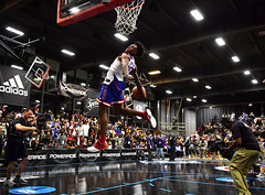 2017 McDonald's All American Games: Jam Fest (Q Win) Tags: action sports chicago il unitedstates usa