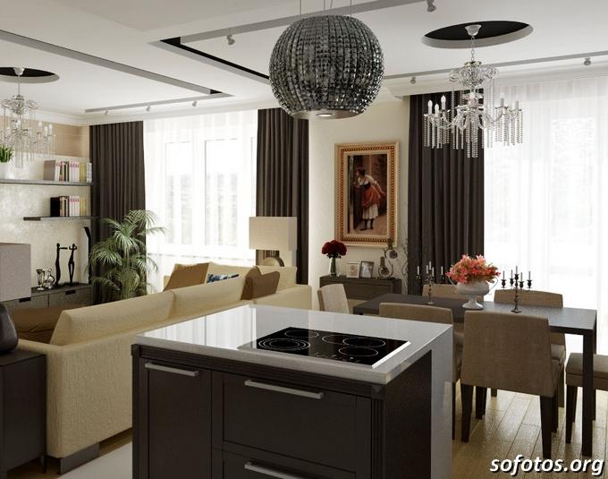 Salas de jantar decoradas (31)