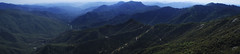 Moro Rock Panorama 1 (DalWang92) Tags: park panorama rock national sequoia moro