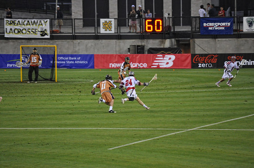Boston Cannons vs. Rochester Rattlers