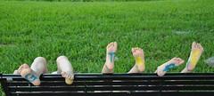 DSC_7743 (drjeeeol) Tags: brothers sister katie siblings rollins charlie will multiples triplets toddlers tars 2013 57monthsold