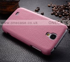 Pink Leather Flip Case For SAMSUNG GALAXY S4 I9500 (merinfia) Tags: pink leather for samsung case galaxy flip s4 i9500