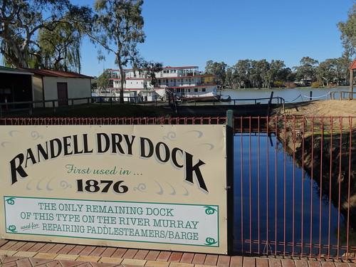 mannum murray drydock randell rivermurray paddlesteamer museum marion