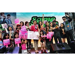 ทีมชนะเลิศจี๊ดโดนใจ รับไป 30,000 บาท จากเมืองไทยประกันชีวิต #321munday