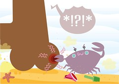 ppbb18-08 (bigbrownmonster) Tags: love monster daddy design education comic child creative illustrations story relationship parent kawaii  adventures stories mundane  growingup    preschooler         stayathome     bigbrownmonster wilkietan papahughug