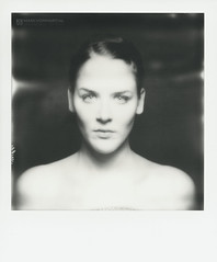 .. (marc von martial) Tags: portrait film beauty analog vintage polaroid sx70 shooting analogue pola shootings impossible px100 instantfilm analogcamera sx70alpha instantbeauty analogekamera onelightsetups impossibleproject theimpossibleproject sofortbildfilm marcvonmartial marcvonmartialphotography px100silvershadecool