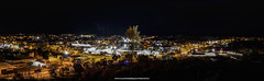 Alice Springs by Night | 夜はアリススプリングス (francisling) Tags: light panorama mountains night zeiss 35mm t cityscape alice sony low trails rocky australia cybershot hills springs northern anzac territory sonnar 道 オーストラリア rx1 岩山 ノーザンテリトリー dscrx1