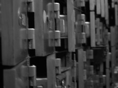 069 (bwiggins55) Tags: white black bank vault safe woolworthbuilding safedepositbox