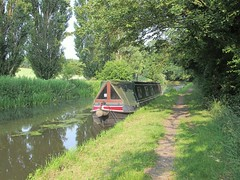 Drakeholes on the Chesterfield Canal (JauntyJane) Tags: canal barge chesterfieldcanal drakeholes
