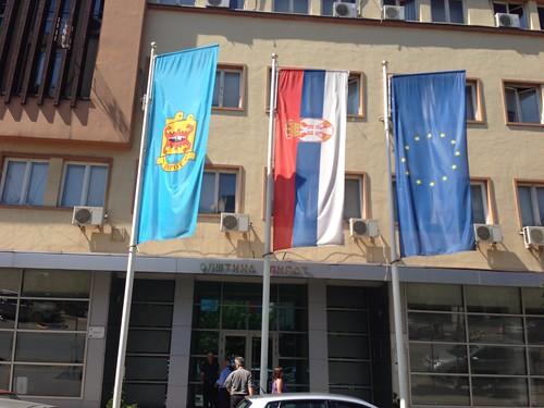 Serbien 2013