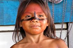 criana Xirixana (MarceloCamachobv) Tags: wild people southamerica amazon gente indian cotidiano roraima indgena selvagem amricadosul primitivo amaznia