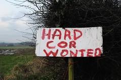It's a Sign (JimCochrane) Tags: hard cor itsasign wonted
