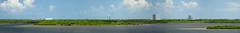 Kennedy Space Centre (PangolinOne) Tags: panorama usa america unitedstates florida places nasa panasonic coastal kennedyspacecenter ksc launchpad lc39 lc39observationgantry johnfkennedyspacecenter panasonicdmcfz38 dmcfz38