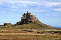 Lindisfarne Castle (Dave Snowdon (Wipeout Dave)) Tags: building castle northumberland nationaltrust djs holyisland lindisfarne lutyens northeastengland wipeoutdave canoneos1100d djs2013 davidsnowdonphotography