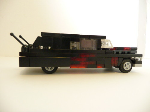 Death Wagon [Old MOC]