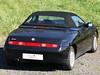 10 Alfa Romeo Spider Typ 916 1994-2005 Akustik Luxus Verdeck Glattnaht ss 03
