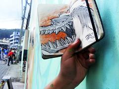 Betero de Paintr (Betero Ecuador) Tags: notebook ecuador arquitectura arte sketchbook graffitti ideas dibujos diseo pintura apuntes ilustracin escribir creacin betero libretasycuadernos