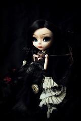 Aires [Pullip Ririko] (Dekki) Tags: fashion asian doll aires planning groove pullip jun junplanning rewigged ririko rechipped