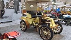 Renault Phaton Type T 1904 (v8dub) Tags: auto old france classic car museum frankreich automobile cit voiture muse renault alsace oldtimer oldcar oldcars elsass collector mulhouse wagen pkw klassik