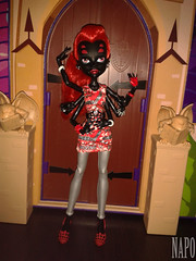 Wydowna Spider (Baal//Napo.The MH Room.) Tags: monster spider high basic sdcc wydowna