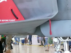 "Lockheed F-22A Raptor (12) • <a style=""font-size:0.8em;"" href=""http://www.flickr.com/photos/81723459@N04/10570161245/"" target=""_blank"">View on Flickr</a>"