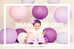 (Ana do Amaral) Tags: baby girl fun funny do babies child sweet na amaralsmash cakecakebirthdaygirllittle