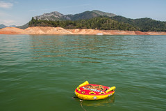 Tubing on Shasta Photo