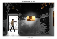 "Brassens by Doisneau ... by Séguret (Michel Seguret Thanks all for 9.900 000 views) Tags: light art luz licht nikon artist arte lumière kunst exhibition exposition d200 lux luce brassens artiste sète lumen smörgåsbord doisneau свет royalgroup flickraward dragongoldaward thebestofday gününeniyisi φωσ ""nikonflickraward"" flickrpopularphotographer ""flickraward"" michelseguret"