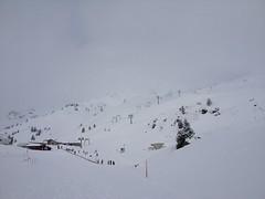 white (sophia liu / zszophia) Tags: winter white mist mountain snow mountains misty clouds switzerland minimal ethereal dreamy snowing simple minimalist