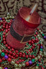 20131203-Chrstms 20130003_-2_-3HDR-Edit (Laurie2123) Tags: christmas colorful candle odc nikkor2470mm odc2 ourdailychallenge christmas2013 laurie2123 nikond800e laurieturnerphotography