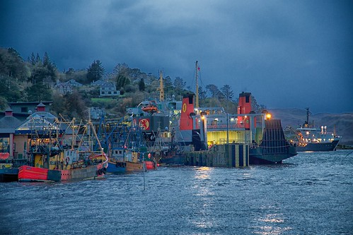 Day 339 - The Ferry from Oban