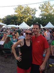 "Derek and Christie at Irish Fest • <a style=""font-size:0.8em;"" href=""http://www.flickr.com/photos/109120354@N07/11574013394/"" target=""_blank"">View on Flickr</a>"