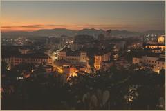 Anocheciendo en Granada (jose luis naussa (+3-3 millones)) Tags: granada anochecer albaicín flickrsportal