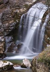 Kuhflucht (CJ life) Tags: winter mountain ice water river bayern bavaria waterfall wasser wasserfall canyon berge fluss eis schlucht farchant