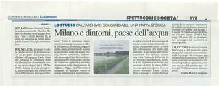 Articolo su Il Giorno 05.01.2014
