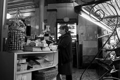 Boulangerie, Rue du Temple Paris (mafate69) Tags: city portrait bw paris france europe noiretblanc photojournalism eu nb iledefrance ville boulangerie ue reportage photojournalisme photoreportage ruedutemple blackandwhyte mafate69 boulangeriefranaise
