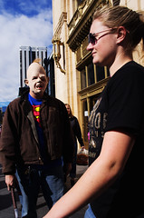 Color Street Photography (TheJeremyNix) Tags: street people usa color colorado zombie streetphotography denver crawl