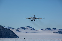Iluyushin 100-th landing in Union Glacier Camp (Dmytro Cherkasov) Tags: camp snow union antarctica glacier landing il76 500px ifttt vision:mountain=0584 vision:outdoor=099 vision:sky=0835 vision:clouds=0636 flight500px