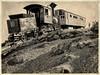 Mountain Climber (Wes Iversen) Tags: mountains trails newhampshire locomotives mountwashington hcs steamengines clichésaturday