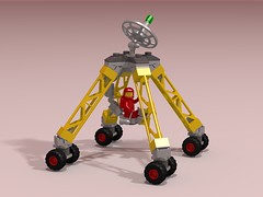 TR-OL-I (David Roberts 01341) Tags: lego trolley classicspace febrovery