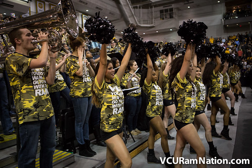 VCU vs. URI