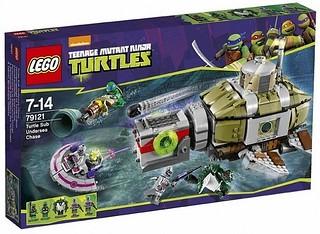 LEGO 忍者龜 2014新款盒裝 情報照片