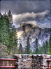 Ancient Grandeur... (scrapping61) Tags: california winter landscape halfdome yosemitenationalpark legacy 2012 tistheseason rockpaper scrapping61 tisexcellence daarklands legacyexcellence trolledproud pinnaclephotography rockpaperexcellence czarcollection