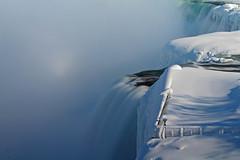 Niagara Falls: Into the depths (Shahid Durrani) Tags: winter snow waterfall niagara falls {vision}:{outdoor}=0988 {vision}:{clouds}=0773 {vision}:{mountain}=0729 {vision}:{sky}=0942